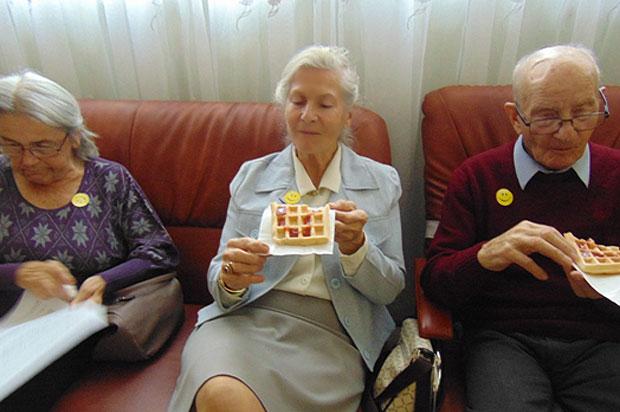 Dzień Uśmiechu w Dziennym Domu dla Osób Starszych