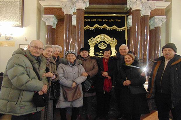 Marzec w Dziennym Domu dla Osób Starszych